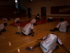 Basketball Warmup Exercise Jacksonville FL