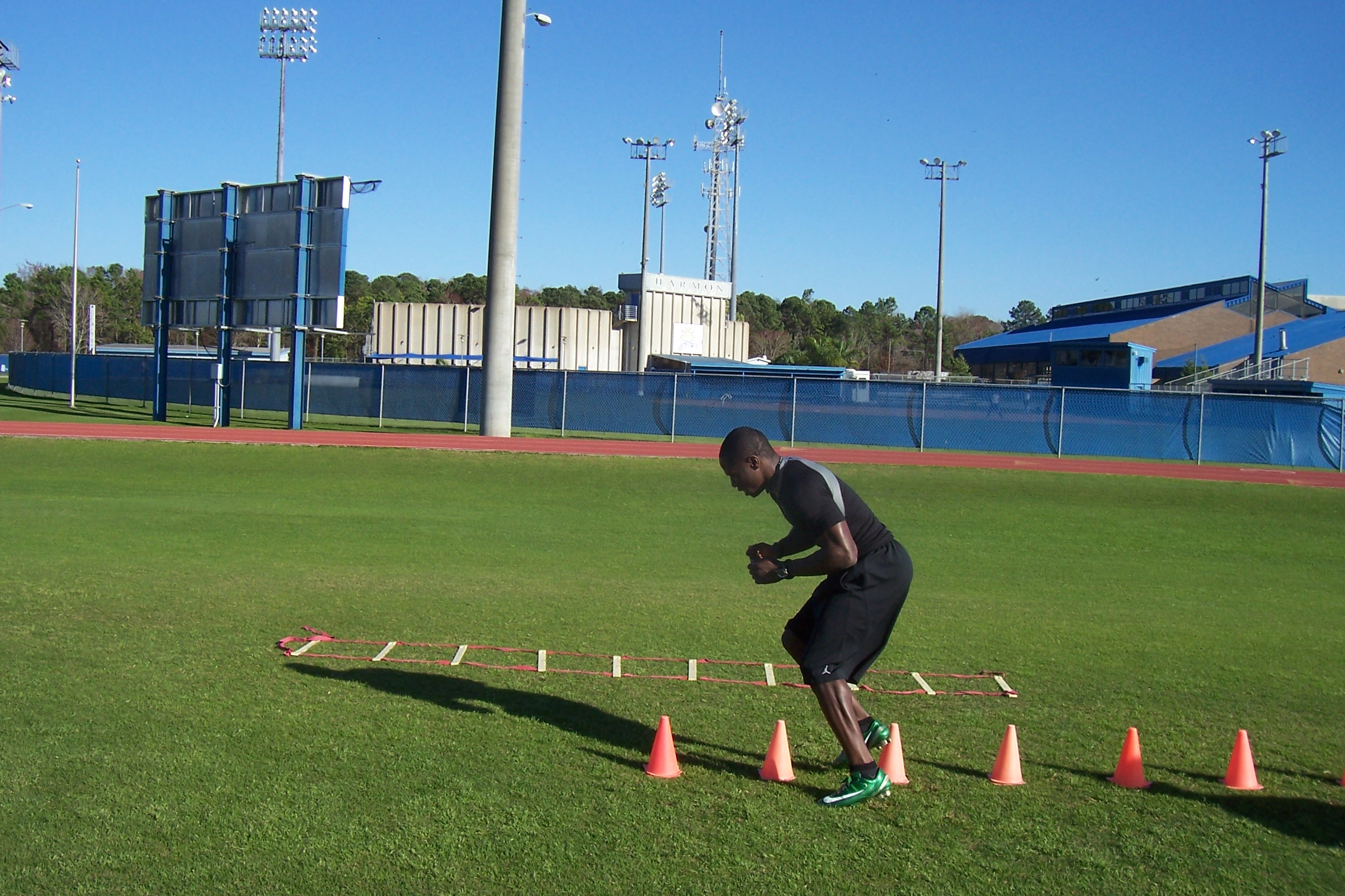 Football Agility Training Jacksonville FL