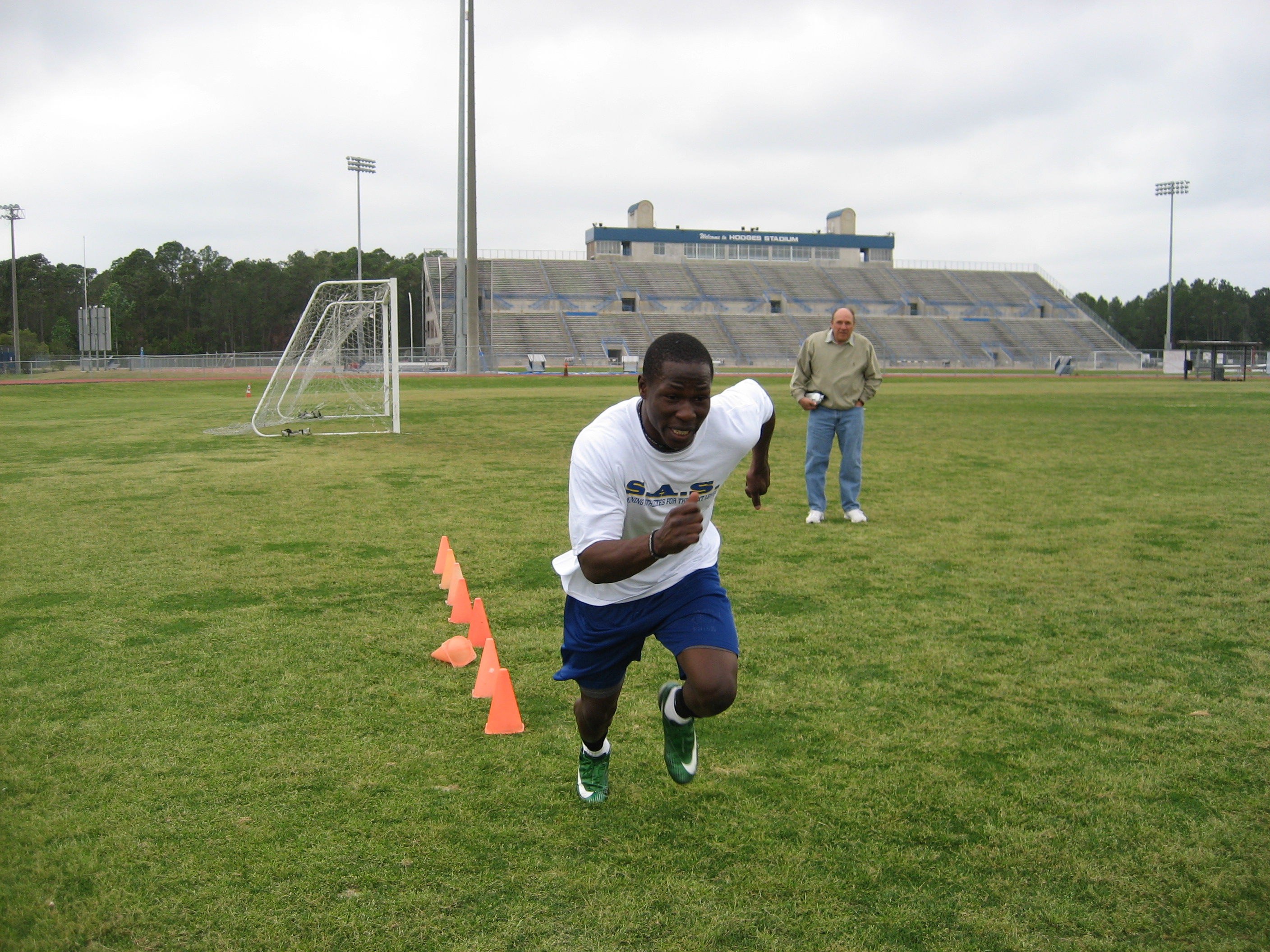 Football Speed Training Jacksonville FL