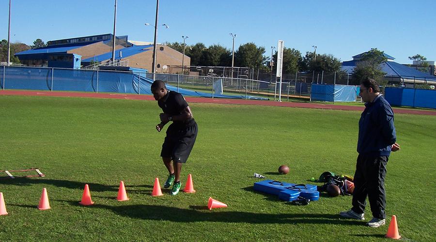 Sports Training Jacksonville FL