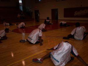 Basketball Warmup Exercise Jacksonville FL