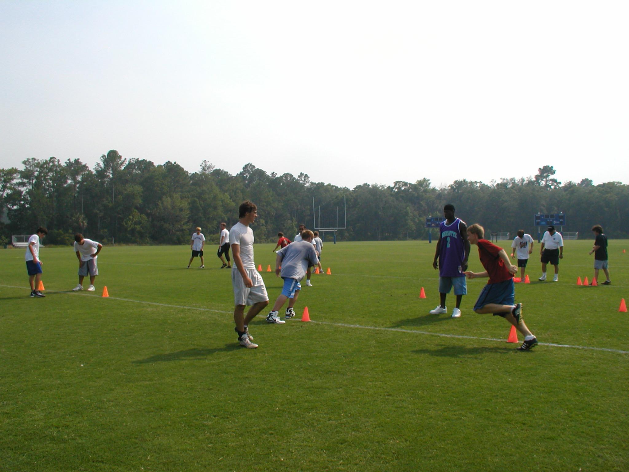 SAS Training for Coordination Skills
