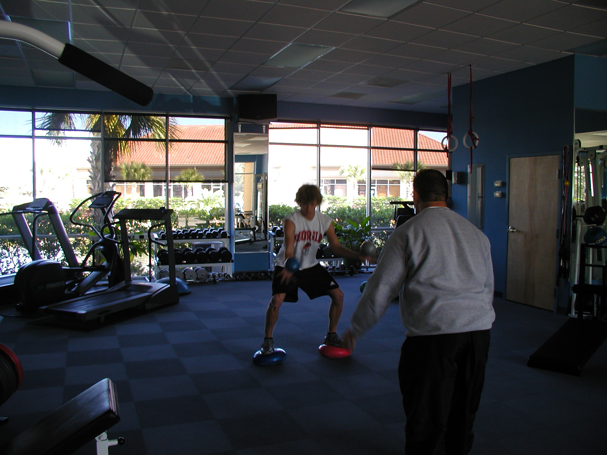 Sports Performance Training for Coordination